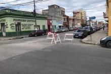 Mudança de trânsito na Santa Tecla gera proibição de conversões