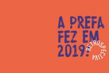 A Prefa fez em 2019  #Retrospectiva