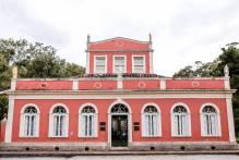 Museu da Baronesa fecha de segunda a quarta-feira