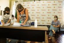 Prefeita assina contrato para execução do projeto do novo Hospital de Pronto Socorro