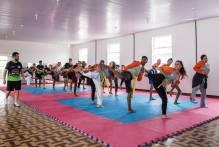Alunos de Pelotas podem treinar taekwondo gratuitamente