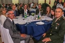 Militares comemoram 370 anos do Exército Brasileiro
