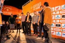 Largada promocional do Sertões Series agita Dom Joaquim