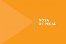 NOTA DE PESAR ─ 22/06/2020