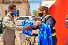 Blitz do Doce marca o Dia Mundial sem Carro
