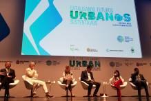 Prefeita debate sustentabilidade urbana em conferência internacional