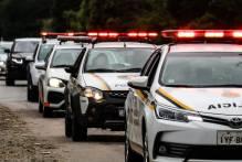 Órgãos de segurança mantêm fiscalização no final de semana