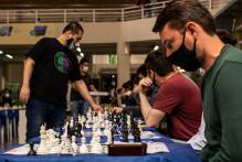 Torneio de Xadrez reúne jogadores no Parque Tecnológico