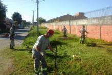 Limpeza Urbana atua no Porto e Centro nesta quarta