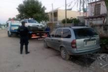Guarda Municipal recupera dois veículos roubados
