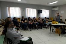Professores da rede participam de formação do e-Tec Idiomas