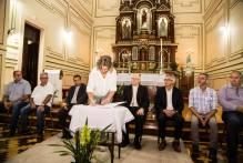 Prefeita assina lei que torna a Igreja do Porto patrimônio histórico municipal
