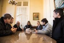 Assinado contrato para construção do Cras Getúlio Vargas
