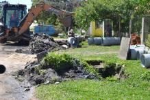 Prefeitura aposta no reparo de tubulações para melhorar drenagem