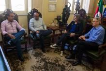 Prefeita anuncia troca de comando da Secretaria de Serviços Urbanos