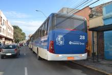 Linha de ônibus Bachini retorna aos domingos e feriados