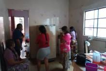 Esforço conjunto consegue moradia para família indígena da Venezuela
