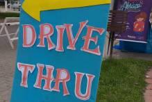 Campanha do Agasalho: drive thru arrecadou cerca de 500 peças