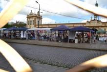 Largo sedia feira de artesanato inspirada na Páscoa