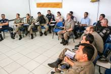 Reunião avalia resultados das Operações Integradas