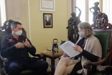 Bombeiros pedem atualização da lei que regra o FUMREBOM em Pelotas