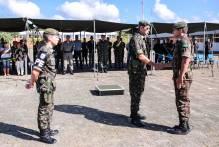 8º Pelotão de Polícia do Exército tem novo comandante