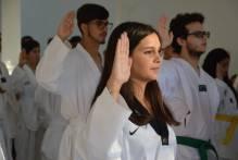 Atleta do 'Quem Luta Não Briga' treina em Caxias do Sul
