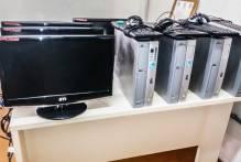 SSP repassa computadores para equipar Instituto no Presídio