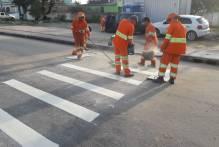 Requalificação do trecho 3 da avenida São Jorge encaminha-se à conclusão