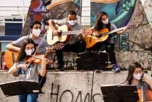 Orquestra Estudantil Municipal se apresenta no Dia do Turismo