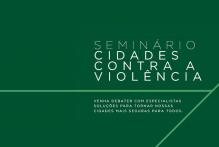 Paula participa de seminário sobre segurança pública