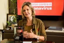 Prefeita anuncia mais 10 leitos de UTI Covid