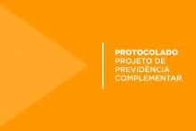 Prefeitura protocola projeto de Previdência Complementar