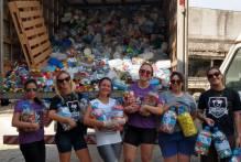 Vira Tampa encerra 2019 com 21 toneladas de tampas arrecadadas