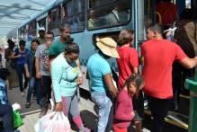 Deslocadas as paradas da Professor Araújo para reparos na via