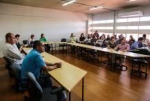 CIP reúne-se para avaliar o trabalho