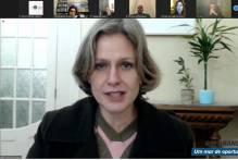 Prefeita apresenta resultados do Pacto pela Paz em evento on-line