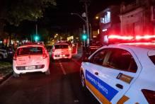 Forças de segurança fiscalizam avenidas e bairros