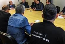 Secretário de Segurança reforça demandas da área na capital
