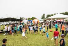 Serviços e atrações levam famílias a O Bairro da Gente na Gotuzzo