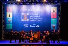 Pelotas dá início à sinfonia do Festival Internacional Sesc de Música