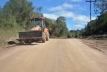 SDR recupera 550 km de estradas em dois meses
