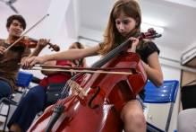 Orquestra Estudantil Municipal busca novos talentos