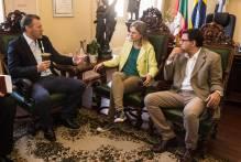 Emenda parlamentar de Hamm viabiliza ʽRua do Doce'