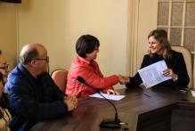Paula assina contrato para construir Emef no Sítio Floresta