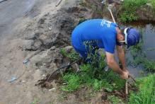 Operação desativa ligações irregulares de água