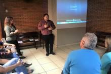 Sanep apresenta ações ambientais da ETA São Gonçalo a gestores