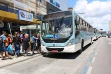 Transporte coletivo urbano terá novos horários no domingo