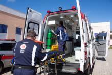 Nova ambulância completa frota ao entrar em operação