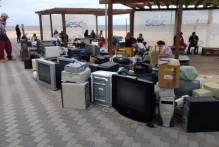 Arrecadação de lixo eletrônico será dia 27 no balneário Santo Antônio